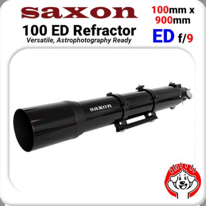 Saxon 100ED Esprit ED Telescope for Astrophotography 100mm 900mm