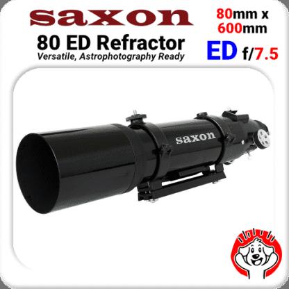 Saxon 80ED Esprit ED Telescope for Astrophotography