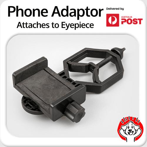 Adaptor to eyepiece -2