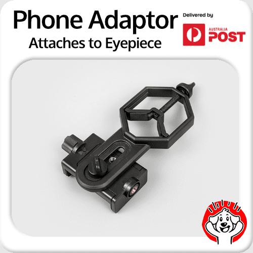 Adaptor to eyepiece