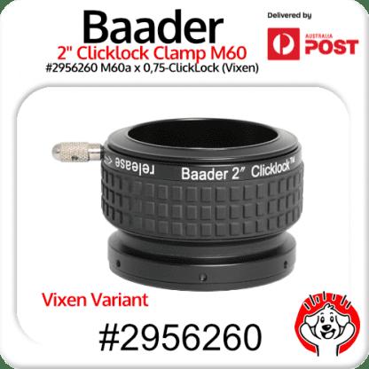 Vixen Clicklock Clamp 2956260