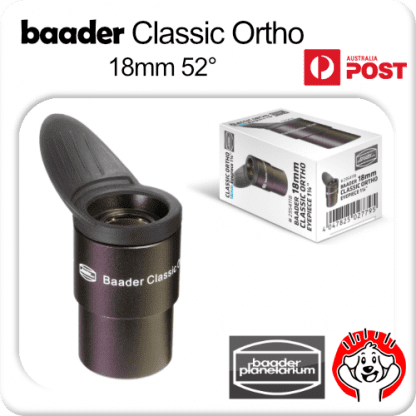 Baader Eyepiece Ortho 18mm