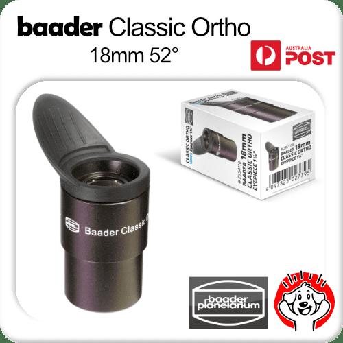Baader Eyepiece Ortho 18mm