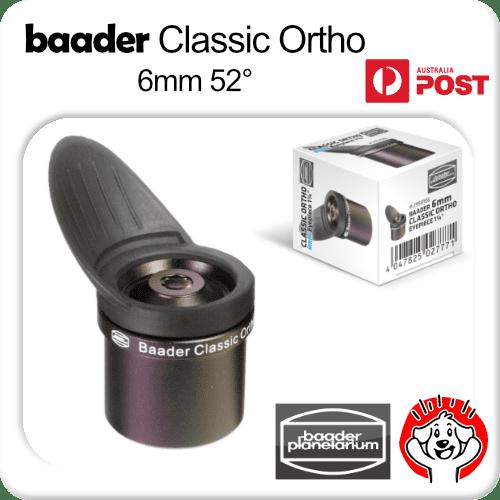 Baader Eyepiece Ortho 6mm