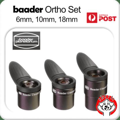 Baader Eyepiece Ortho Set