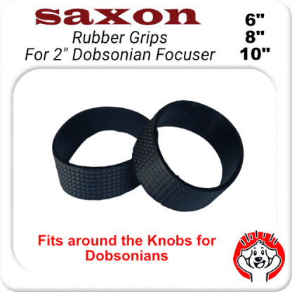 replacement Rubber grips knob dobsonian