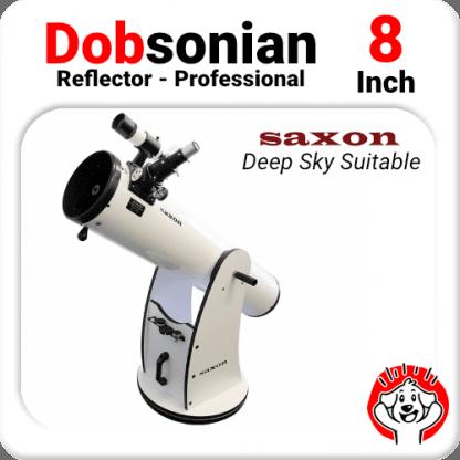 "8"" Dobsonian Telescope Reflector"