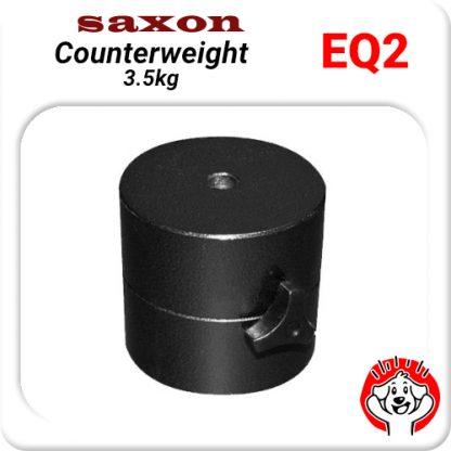 EQ2 Counterweight set for Saxon Skywatcher Celestron EQ2