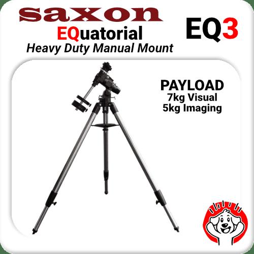 Saxon EQ3 Mount
