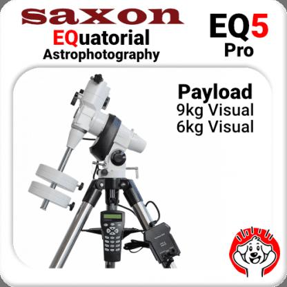 Saxon / Skywatcher EQ5, EQ5 Pro, Astrophotography Mount