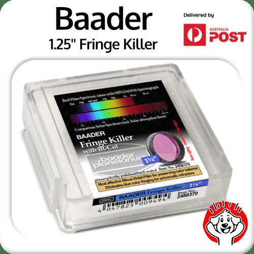Fringe Killer 1