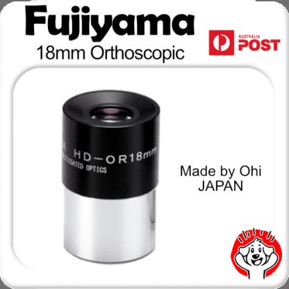 Fujiyama 18mm