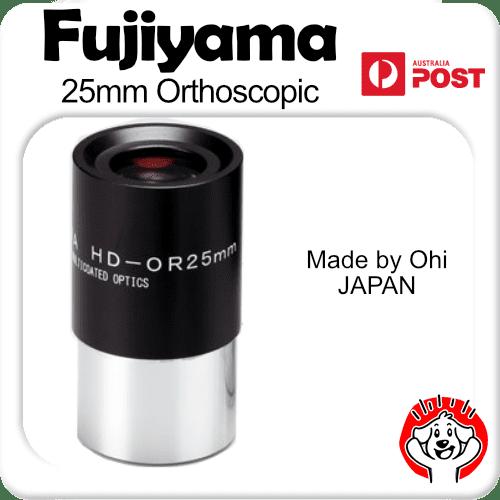 Fujiyama 25mm