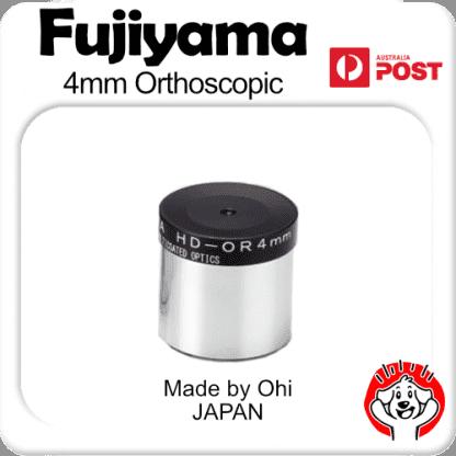 Fujiyama 4mm