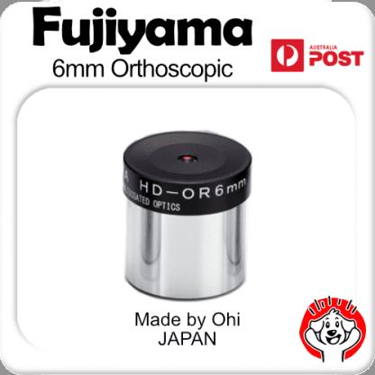 Fujiyama 6mm