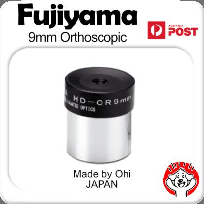 Fujiyama 9mm