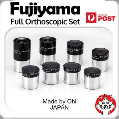 Fujiyama Set