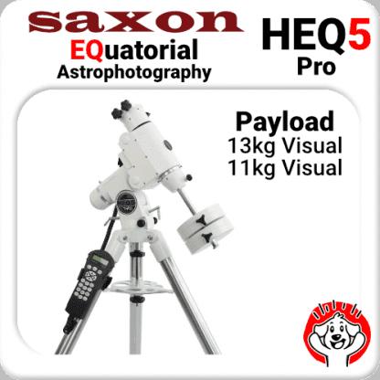 Saxon HEQ5 Pro Mount