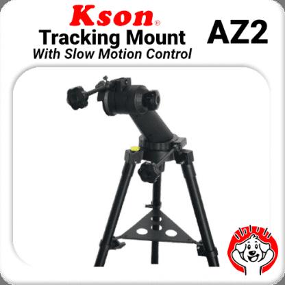 Kson AZ2 Tracking Mount Manual Metal