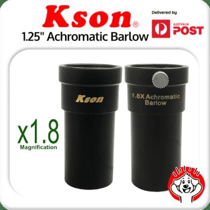 Kson Barlow 1.8
