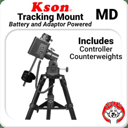 Kson EQ3 Tracking Mount Powered