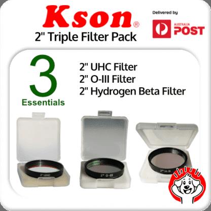 Kson Triple Pack 2 Inch