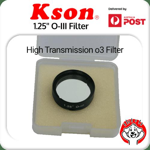 Kson o3 - 1.25 Inch