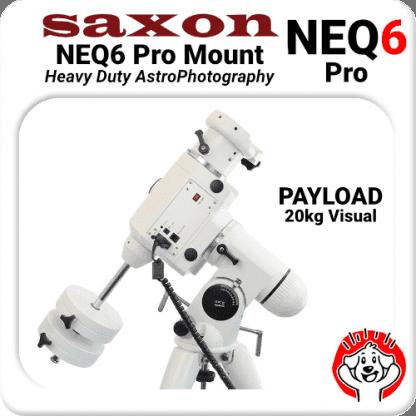 Saxon Skywatcher NEQ6 Pro Astrophotography Mount