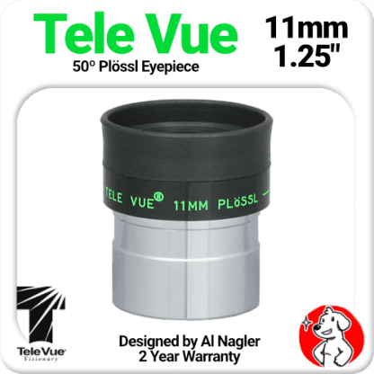 Televue Tele Vue 11mm Plossl Eyepiece
