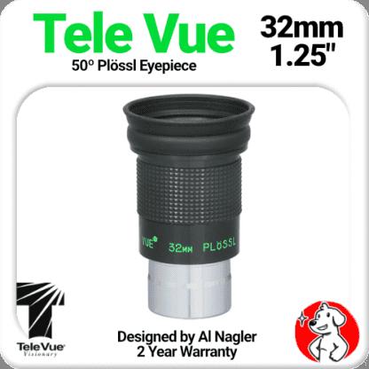 Televue Tele Vue 32mm Plossl Eyepiece