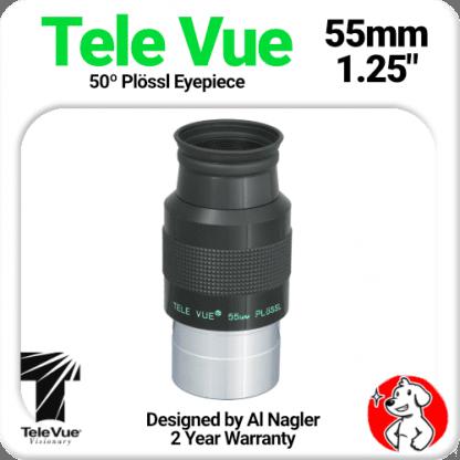 Televue Tele Vue 55mm Plossl Eyepiece